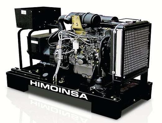 ⚡HIMOINSA HYW-35T5 (27 кВт)