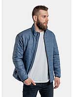 Мужская куртка ветровка Riccardo К1 Синий