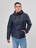 Мужская куртка ветровка Riccardo L1 Джинс