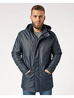 Мужская куртка ветровка Riccardo ПЛ Синий