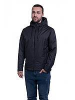 Мужская куртка ветровка Riccardo Z1/2 Черный