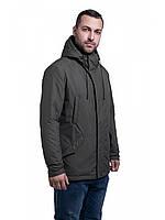 Мужская куртка ветровка Riccardo Сити Хаки