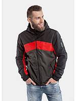 Мужская куртка ветровка Riccardo S3-2019 Хаки