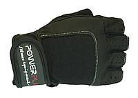 Перчатки для фитнеса PowerPlay 1588-D black мужские размер XL