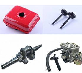 Запчасти для двигателей всех видов мотоблоков и мототракторов.