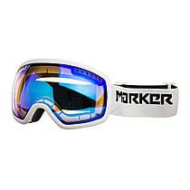 Маска Marker big picture clarity mirror white L - 188879