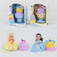 Кукла-мороженое пахнет, 2 вида, 1шт в коробке - 224556