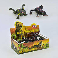 Набор Животный мир Лягушки Play Smart, цена за блок 18шт в блоке - 184839