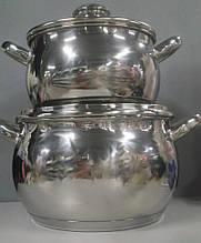 Набор посуды из нержавеющей стали Vincent из 4 предметов VC-3031