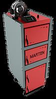 Котел твердотопливный  Marten Comfort MC-17