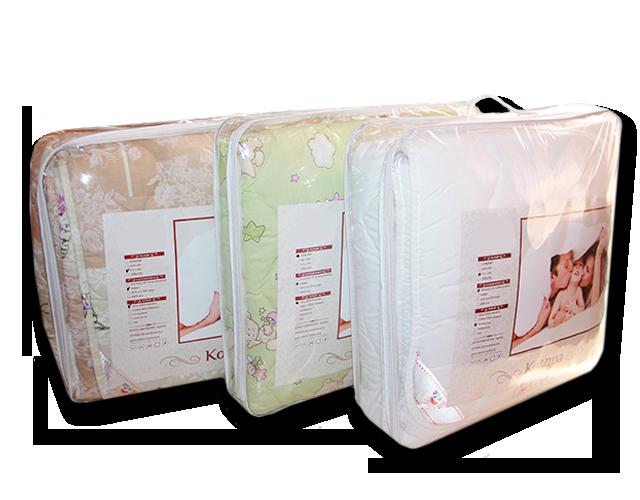 Подарункова упаковка для ковдр, ручка і блискавка (Полуторний, Двоспальний, Двоспальне Євро) T-55667