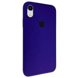 Чехол-накладка Silicone Case для Apple iPhone XR (30)