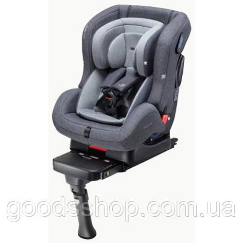 Автокресло Daiichi™ First7 Fix — Grey (0-25 кг) - с базой Isofix