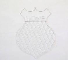 Настенный органайзер Мудборд, доска визуализации и планирования, белый - 218605