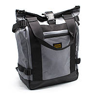 Рюкзак-сумка мужская Gear Bag GB2083.277 серая