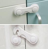 Крючок для створчастых дверей (блокиратор) (01), Belove