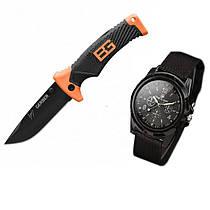 Нож Gerber Bear Grylls Ultimate и часы SwissArmy - 207637