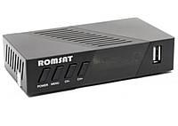 ТВ-тюнер DVB-T2/C Romsat T8008HD