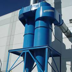 Пылеулавливатели, аспирационные установки