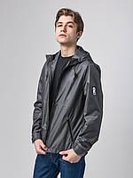 Мужская весеняя куртка Riccardo Спринг Серый