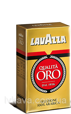 Кофе молотый Lavazza Qualita Oro ,  250г, фото 2