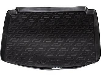 Коврик в багажник для Volkswagen Golf 4 HB (97-03) полиуретановый 101050201