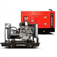 Трехфазный дизельный генератор HIMOINSA HFW-75 T5 (66 кВт)