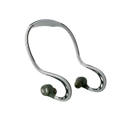 Вакуумні навушники Bluetooth Sports Remax RB-S20-Green, фото 2