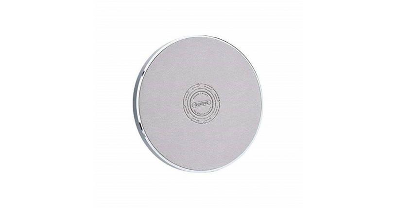 Бездротове зарядний пристрій Round Wireless Remax RP-W5-Gray, фото 2