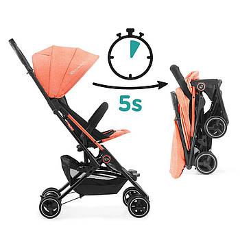 Прогулочная коляска Kinderkraft Mini Dot Coral