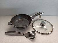 Сковорода Bohmann BH 101-28 28 см., фото 1