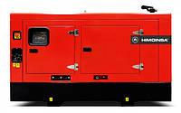 Трехфазный дизельный генератор HIMOINSA HFW-130 T5 в капоте (114 кВт)