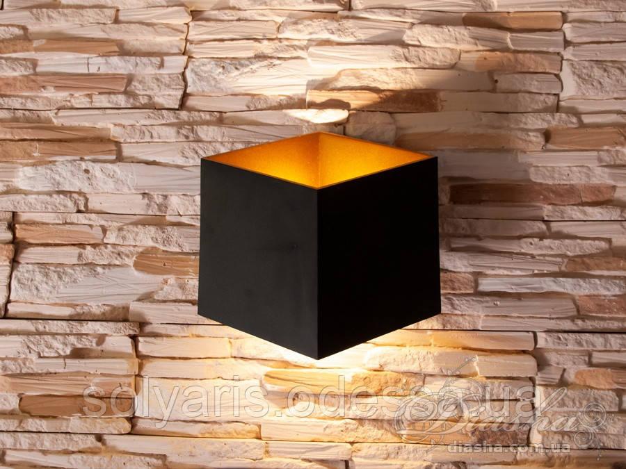 Накладная архитектурная LED подсветка, 10Вт HS9017-10W-BK