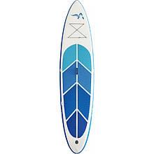Надувная SUP доска AERO Blue Ocean 11' (335cm)