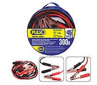 Пусковые провода для прикуривания авто Pulso ПП-30125-П 300 А 2,5 м
