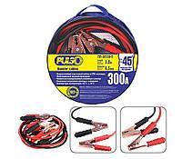 Пусковые провода для прикуривания авто Pulso ПП-30130-П 300 А 3 м