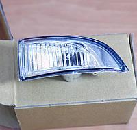 Повторитель поворота в зеркало Рено Сценик 3  (R) (Польша) Polcar  6039207E Новый