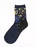 Носки Картины - высокие - Звездная ночь (Ван Гог), фото 2