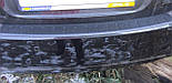 Пластиковая защитная накладка на задний бампер для Chevrolet Cruze седан 2009-2015, фото 10