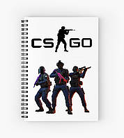 Блокнот Counter Strike 5, фото 1