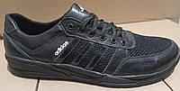 Гиганты! Adidas летние мужские кроссовки большого размера сетка адидас!, фото 1