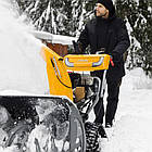 Снігоприбиральник бензиновий STIGA ST5266PB_TRAC, фото 5