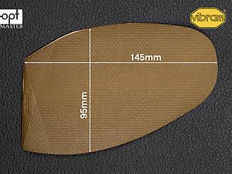 ANGERA (2336), р. 000, цв.капучино (75), профилактика формованная Vibram