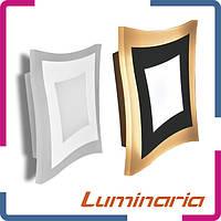 Светильник накладной светодиодный, бра Luminaria Geometria quarto Q-210 18Вт