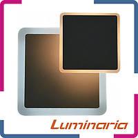 Светильник накладной светодиодный, бра Luminaria Geometria square S-185 10Вт