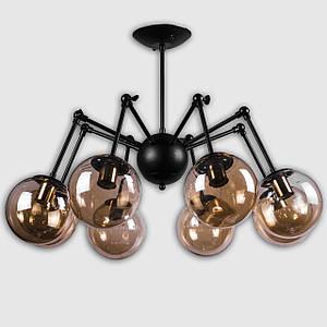 Люстра в стилі лофт на 8 лампочок P5-N3452/8