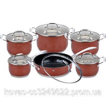 Посуды Набор Кухонной, 12 Предметов EDENBERG
