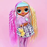 Кукла Лол ОМГКендилишис L.O.L. Surprise! O.M.G. Candylicious Fashion 2 волна, фото 1