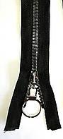 Молния Лабиринт Никель 50см тракторная имитация Тип5 одинарная