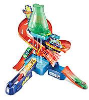 Трек Хот Вилс Научная Лаборатория, взрыв красок - Hot Wheels, фото 1